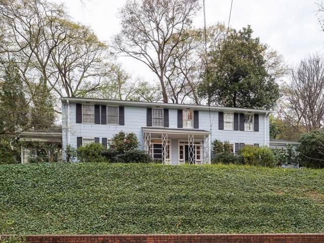 20 Montclair Drive NE, Atlanta, GA 30309 (MLS #6616197) :: North Atlanta Home Team