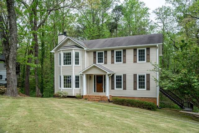 2854 Sudbury Court, Marietta, GA 30062 (MLS #6616204) :: North Atlanta Home Team