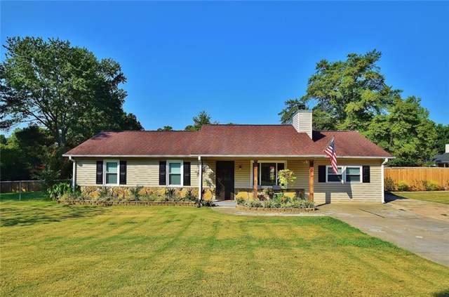 415 Johnson Drive, Braselton, GA 30517 (MLS #6616230) :: North Atlanta Home Team