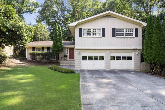 2471 Brookhurst Drive Drive, Dunwoody, GA 30338 (MLS #6616243) :: Dillard and Company Realty Group