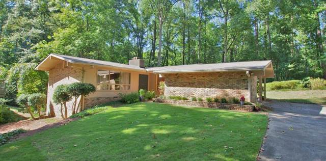 2653 Flair Knoll Drive NE, Atlanta, GA 30345 (MLS #6616245) :: RE/MAX Paramount Properties