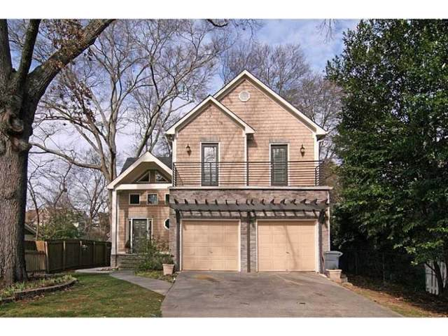 1180 Oglethorpe Avenue NE, Atlanta, GA 30319 (MLS #6616252) :: RE/MAX Paramount Properties