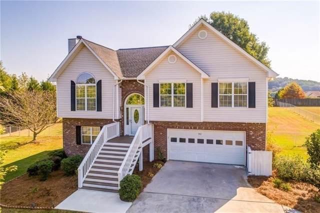 142 Tucker Hollow Road SE, Calhoun, GA 30701 (MLS #6616260) :: North Atlanta Home Team