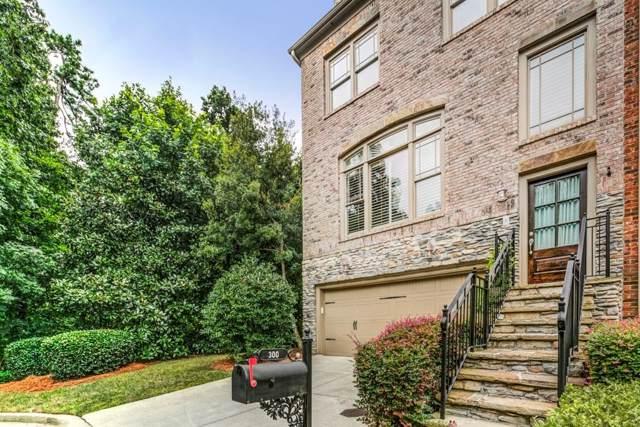 300 Mystic Ridge Lane, Atlanta, GA 30342 (MLS #6616268) :: The Heyl Group at Keller Williams