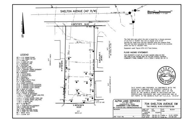 704 Shelton Avenue SW, Atlanta, GA 30310 (MLS #6616280) :: Kennesaw Life Real Estate