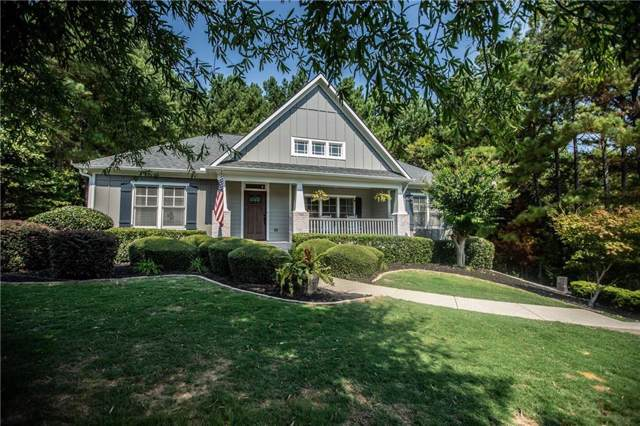 106 Lincoln Drive, Dallas, GA 30132 (MLS #6616300) :: North Atlanta Home Team