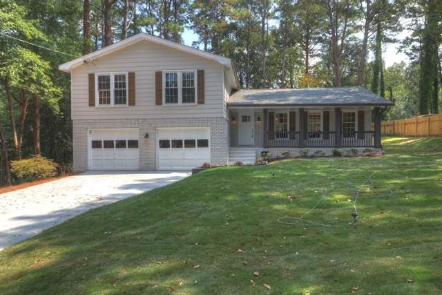 102 Cross Gate Drive, Marietta, GA 30068 (MLS #6616323) :: North Atlanta Home Team