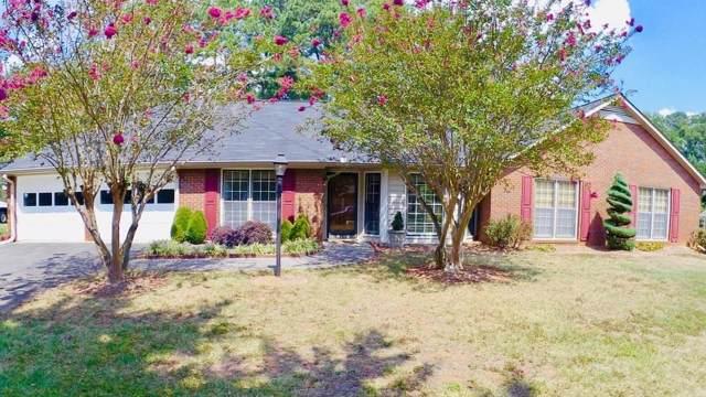 1224 Settlebench Lane, Kennesaw, GA 30144 (MLS #6616341) :: Kennesaw Life Real Estate