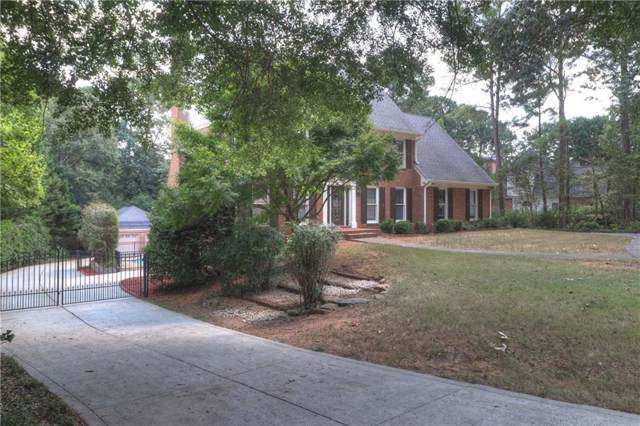 2724 Harvest Drive SE, Conyers, GA 30013 (MLS #6616346) :: RE/MAX Paramount Properties