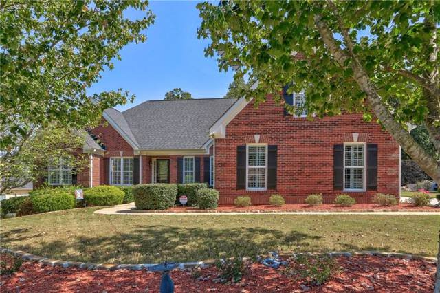 3469 Hickory Lake Drive, Gainesville, GA 30506 (MLS #6616347) :: North Atlanta Home Team