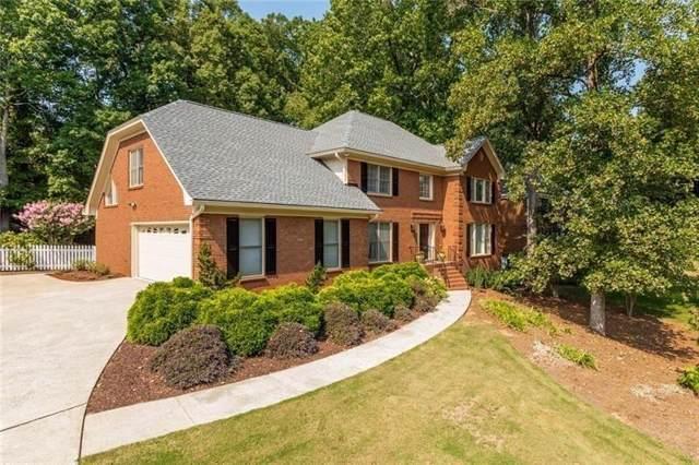 537 Haralson Drive SW, Lilburn, GA 30047 (MLS #6616355) :: The Heyl Group at Keller Williams