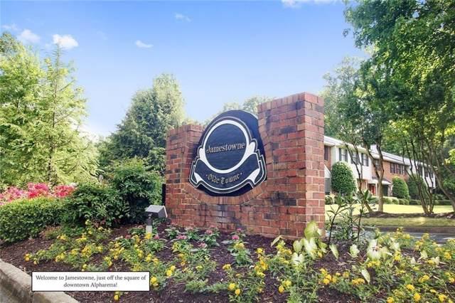 1105 Jamestowne Trail, Alpharetta, GA 30009 (MLS #6616397) :: RE/MAX Paramount Properties