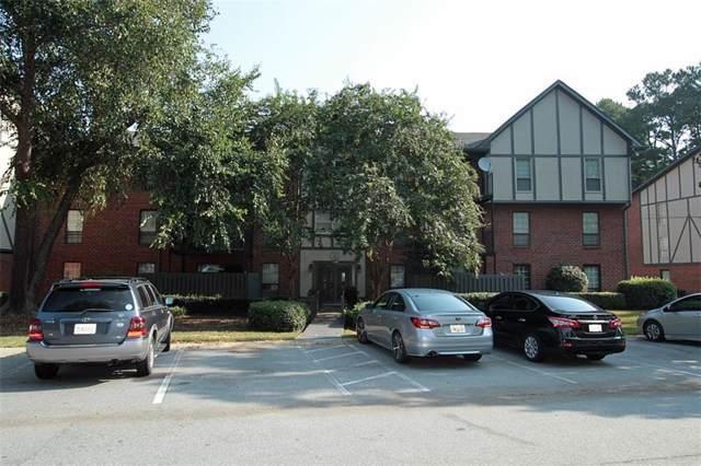 6851 Roswell Road K8, Sandy Springs, GA 30328 (MLS #6616401) :: Path & Post Real Estate