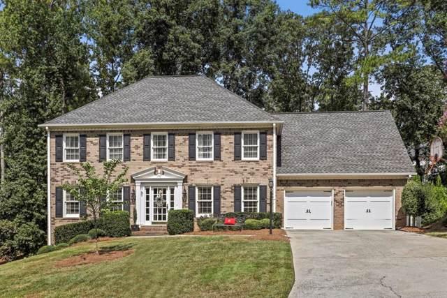 4658 Newell Drive, Marietta, GA 30062 (MLS #6616407) :: North Atlanta Home Team
