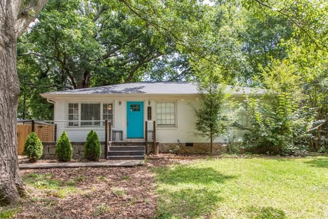 1866 Iona Drive SE, Atlanta, GA 30316 (MLS #6616409) :: The Heyl Group at Keller Williams
