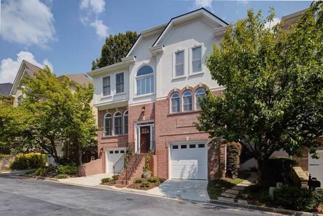 2 Highland Park Lane NE, Atlanta, GA 30306 (MLS #6616414) :: Path & Post Real Estate