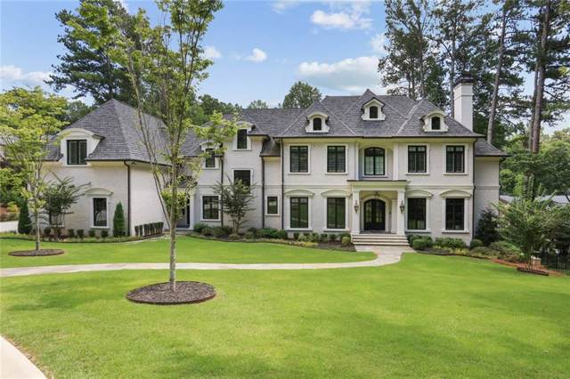 840 Crest Valley Drive, Atlanta, GA 30327 (MLS #6616433) :: North Atlanta Home Team