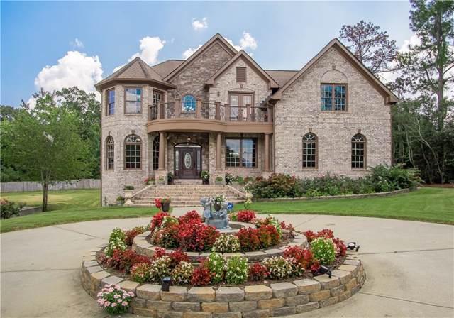 451 Saddle Ridge Drive, Lawrenceville, GA 30046 (MLS #6616439) :: Kennesaw Life Real Estate