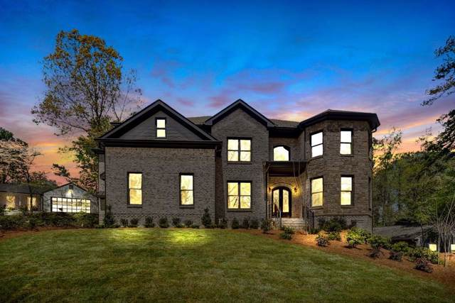 2635 Indian Lake Drive, Marietta, GA 30062 (MLS #6616443) :: North Atlanta Home Team