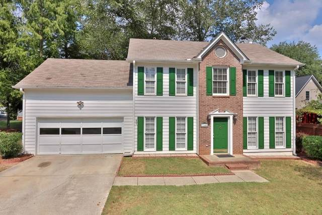 3140 Haverhill Rowe, Lawrenceville, GA 30044 (MLS #6616452) :: North Atlanta Home Team