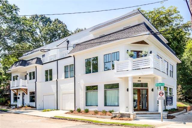 376 Brooks Avenue, Atlanta, GA 30307 (MLS #6616467) :: Dillard and Company Realty Group