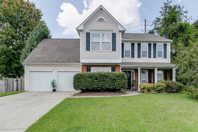 1316 Dalesford Drive, Alpharetta, GA 30004 (MLS #6616476) :: The Heyl Group at Keller Williams