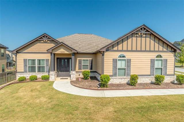 1421 Long Acre Drive, Loganville, GA 30052 (MLS #6616493) :: Kennesaw Life Real Estate