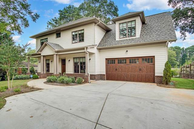 374 Norcross Street, Roswell, GA 30075 (MLS #6616513) :: The Heyl Group at Keller Williams