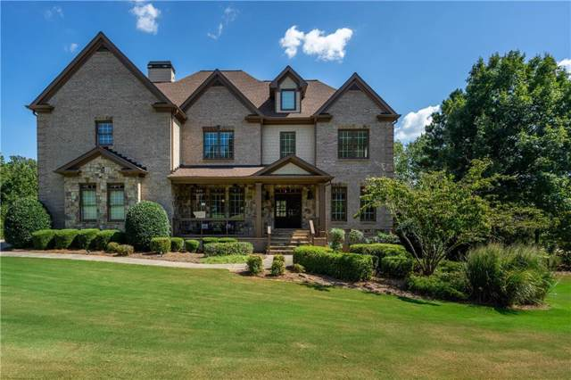 307 Arbor Green Lane, Alpharetta, GA 30004 (MLS #6616520) :: Kennesaw Life Real Estate