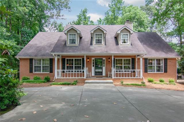 4157 Volley Lane, Peachtree Corners, GA 30092 (MLS #6616522) :: The Heyl Group at Keller Williams