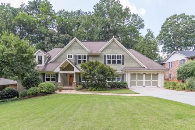 1356 Altamont Drive, Decatur, GA 30033 (MLS #6616527) :: The Heyl Group at Keller Williams