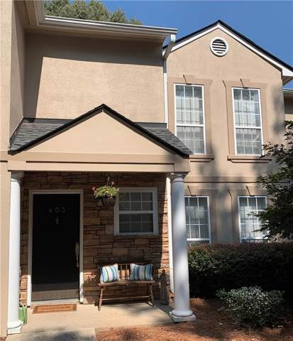 403 Masons Creek Circle, Sandy Springs, GA 30350 (MLS #6616562) :: North Atlanta Home Team