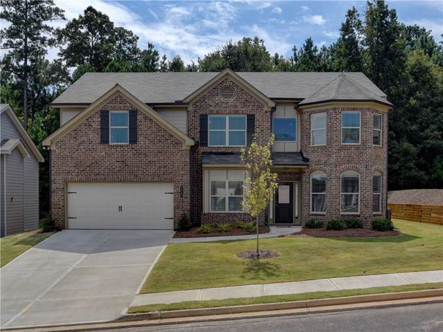 2967 Cove View Court, Dacula, GA 30019 (MLS #6616564) :: The Stadler Group
