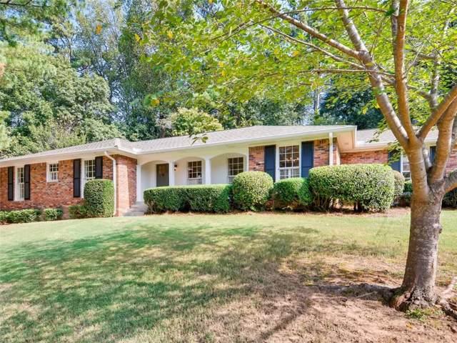 4855 Kendall Court NE, Atlanta, GA 30342 (MLS #6616572) :: The Heyl Group at Keller Williams