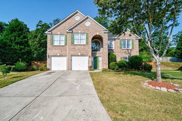 393 Wheat Berry Court, Grayson, GA 30017 (MLS #6616585) :: North Atlanta Home Team