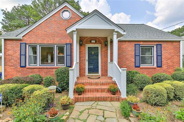 1115 Walker Drive, Decatur, GA 30030 (MLS #6616588) :: North Atlanta Home Team