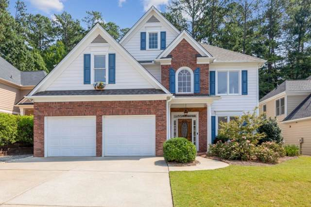 1508 Tappahannock Trail, Marietta, GA 30062 (MLS #6616607) :: The Heyl Group at Keller Williams