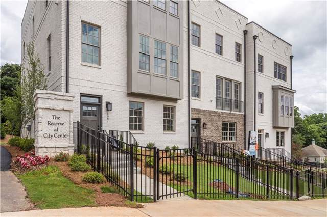 6073 Boylston Drive #12, Sandy Springs, GA 30328 (MLS #6616620) :: Kennesaw Life Real Estate