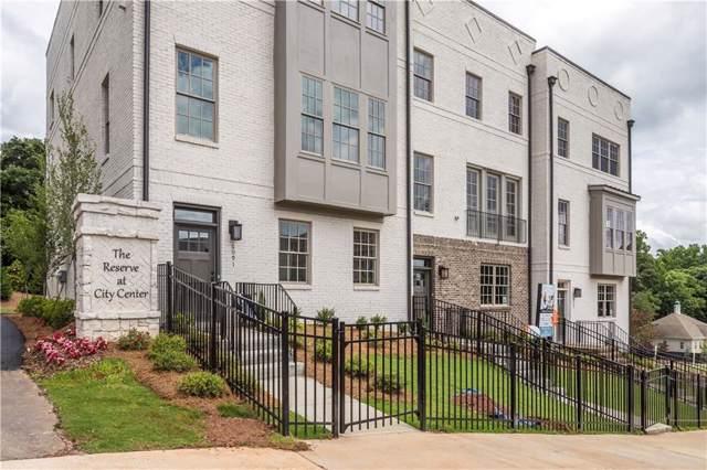 6073 Boylston Drive #12, Sandy Springs, GA 30328 (MLS #6616620) :: Dillard and Company Realty Group