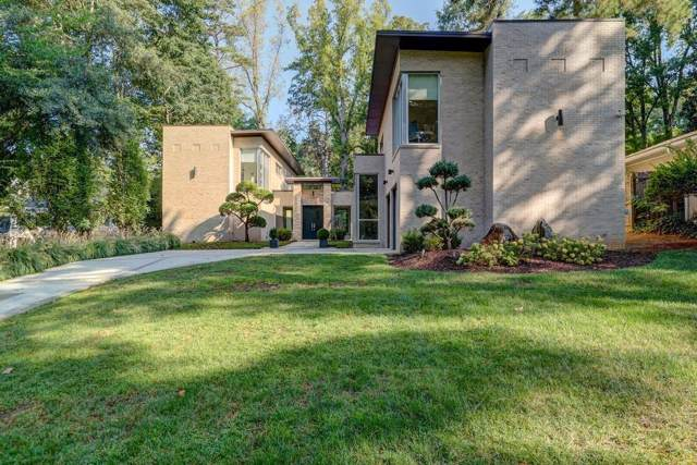 1104 Citadel Drive NE, Atlanta, GA 30324 (MLS #6616621) :: The North Georgia Group