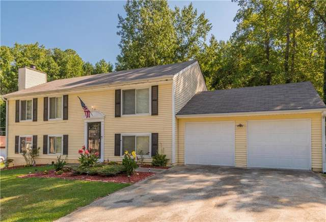 1980 Overton Trail, Stone Mountain, GA 30088 (MLS #6616625) :: The Heyl Group at Keller Williams