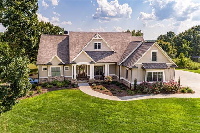 23 Village Ridge, Jasper, GA 30143 (MLS #6616642) :: Team RRP | Keller Knapp, Inc.