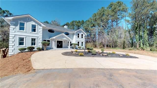 1775 Old Canton Road, Marietta, GA 30062 (MLS #6616661) :: North Atlanta Home Team
