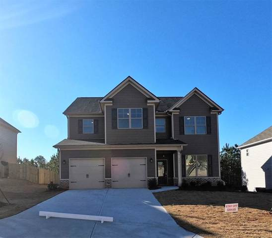 34 Creekford Crossing #53, Dallas, GA 30157 (MLS #6616667) :: North Atlanta Home Team