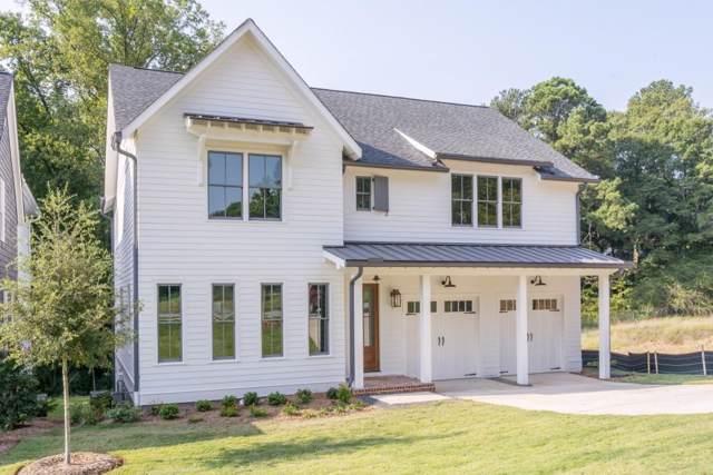 1260 Hayes Drive, Smyrna, GA 30080 (MLS #6616682) :: North Atlanta Home Team