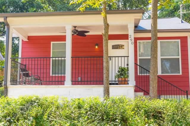 290 Booker Street SW, Atlanta, GA 30315 (MLS #6616689) :: North Atlanta Home Team