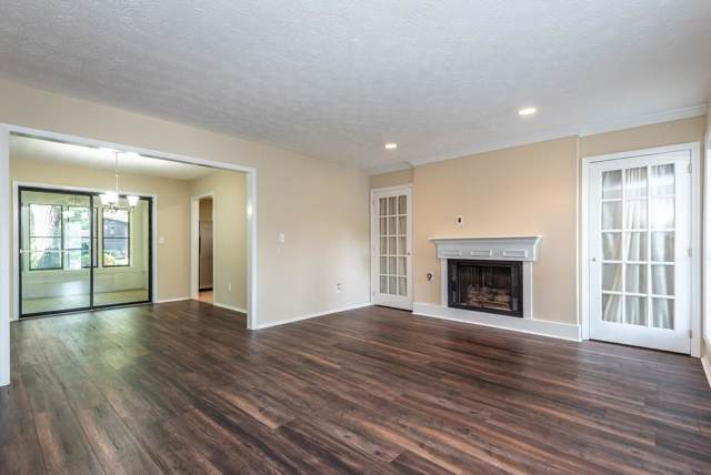 805 Park Ridge Circle, Marietta, GA 30068 (MLS #6616698) :: North Atlanta Home Team