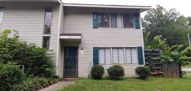 7560 Taylor Road #21, Riverdale, GA 30274 (MLS #6616727) :: The Heyl Group at Keller Williams