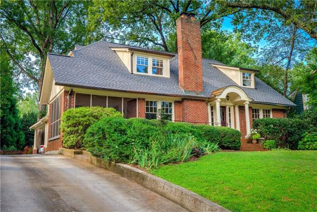 1209 N Decatur Road NE, Atlanta, GA 30306 (MLS #6616750) :: North Atlanta Home Team