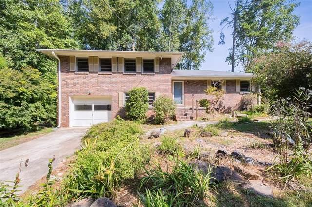 1390 Yates Avenue, Austell, GA 30106 (MLS #6616767) :: The Heyl Group at Keller Williams